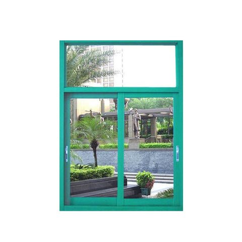 China WDMA horizontal sliding window Aluminum Sliding Window