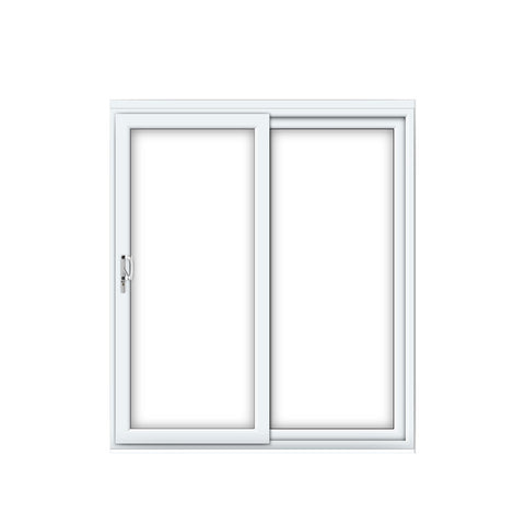 China WDMA sliding bathroom glass door Aluminum Sliding Doors