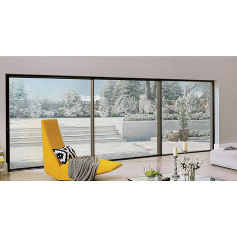 China WDMA auto door Aluminum Sliding Doors