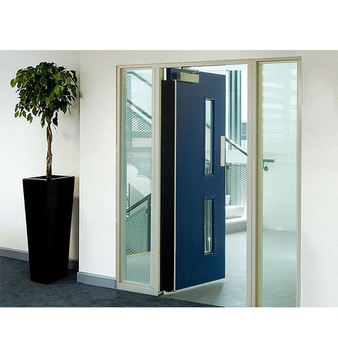 China WDMA Security Doors Exterior