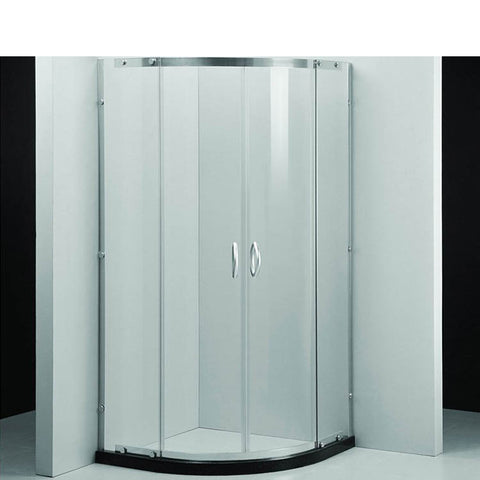 China WDMA 3 panel shower enclosure Shower door room cabin