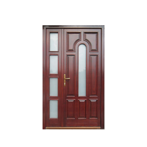 WDMA Simple Design Wood Room Door In Dubai