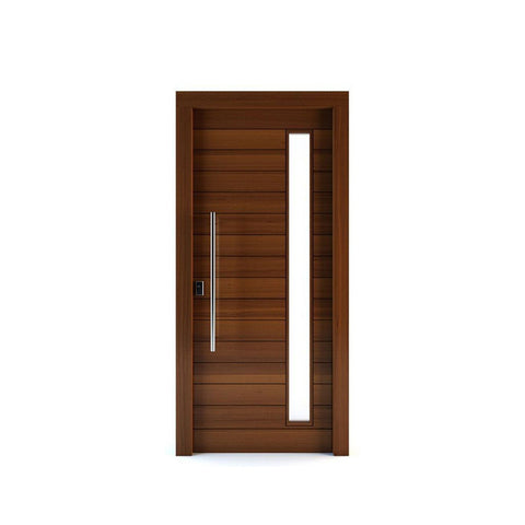 China WDMA modern wooden bedroom door Wooden doors