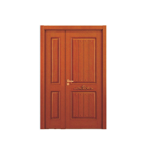 China WDMA mdf door Wooden doors