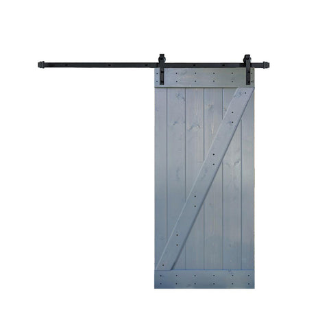China WDMA barn door Wooden doors