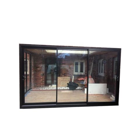 China WDMA aluminium bathroom sliding door Aluminum Sliding Doors