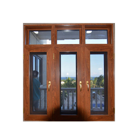 China WDMA Sound Proof Aluminum Window