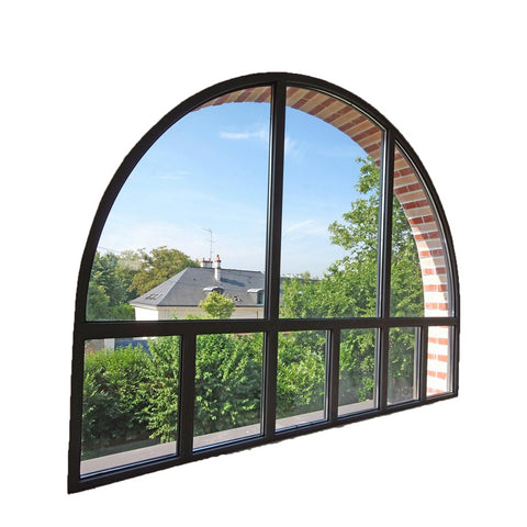 WDMA Standard Size Half Circle Ventilation Window Design