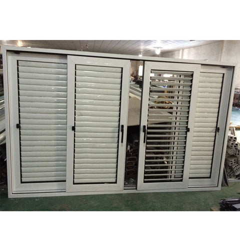 China WDMA Thermally Broken Steel Window