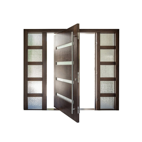 China WDMA Main Entry Pivot Door