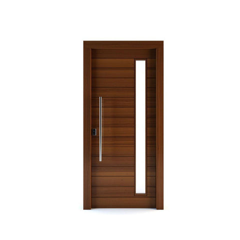 WDMA Waterproof Large Modern Main Entrance Door Pivot Sliding Design