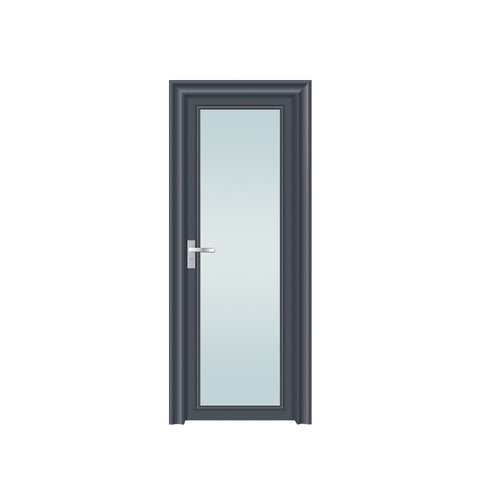China WDMA interior kitchen swing doors Aluminum Hinged Doors