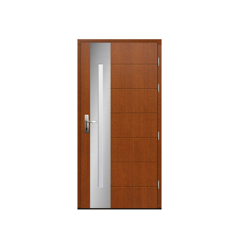 WDMA Wooden Single Flush Door Designs Used In Hospital Room Door Size