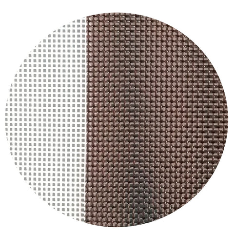 white black gray 14 mesh SS304 security door window screens Stainless steel wire bullet-proof screens on China WDMA