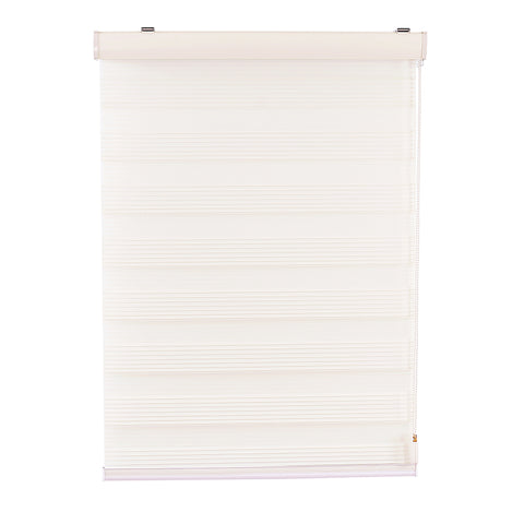 white fabric zebra shades for sliding glass doors wholesale blinds bay window coverings on China WDMA