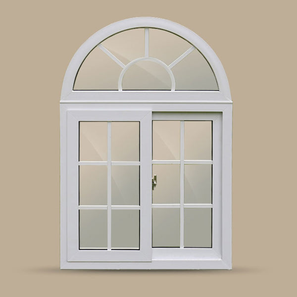 white pvc frame round window on China WDMA