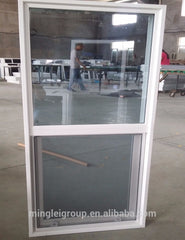 white vinyl single hung insulated windows for sale