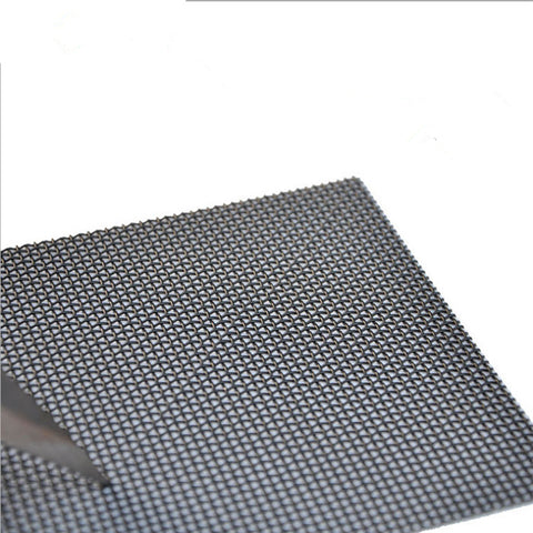 wholesale home gatehouse luxury high security stainless steel lowes window door guard insect screen wire mesh on China WDMA