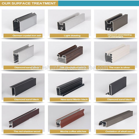 window aluminium profile best sell product in Nigeria on China WDMA