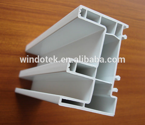 window frame PVC windows Profile extrusion lines 88 series sliding window pvc profile CH88TL-01 on China WDMA