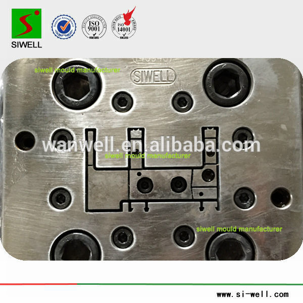 window frame UPVC Window Profile Plastic Extrusion Mould die maker on China WDMA