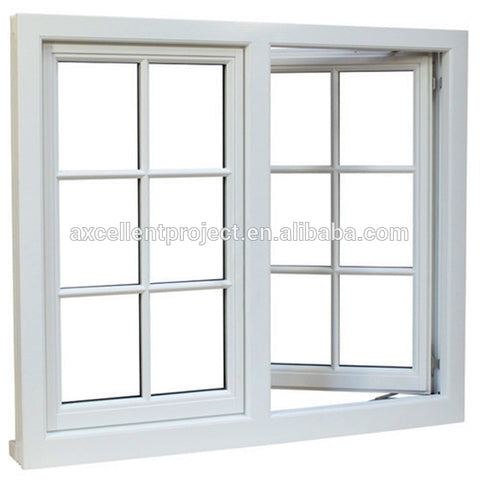 window grill designs aluminium powder coated framed window aluminium french casement window