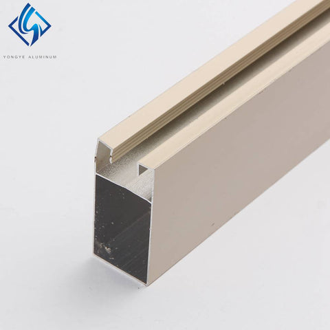 windows and doors frame bronze color aluminum profile sliding materials in nigeria on China WDMA