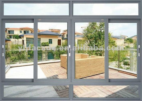 windows by aluminium wood profile on China WDMA