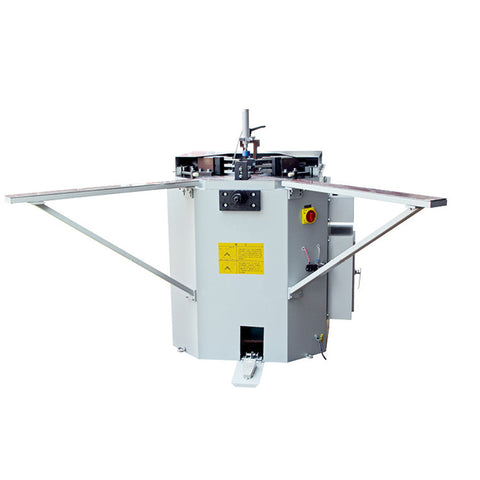 windows corner crimping machine machinery for aluminium fabrication on China WDMA