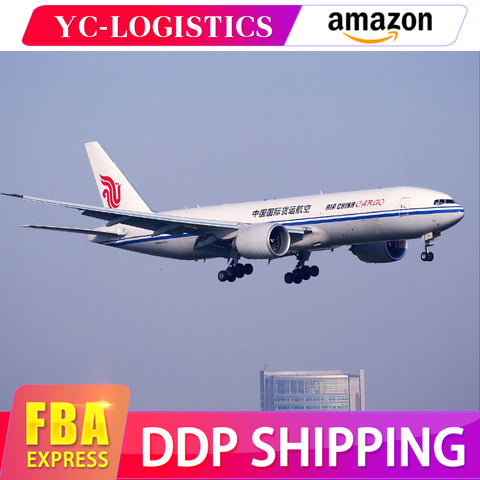 worldwide air sea cargo amazon shipping cost China to USA Canada Germany France Europe DDP lcl door to door freight service on China WDMA