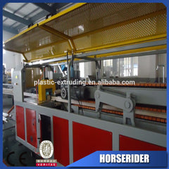 wpc pvc window profile extrusion line with cost/wpc upvc plastic door profile frame production price on China WDMA