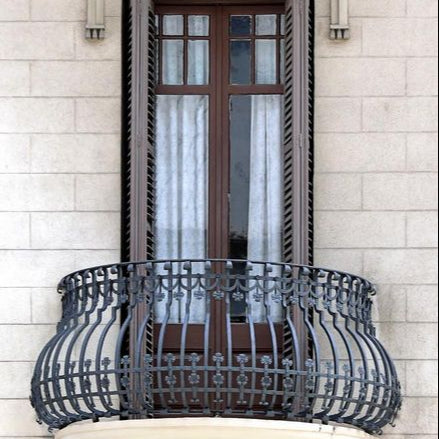 wrought iron balcony french doors on China WDMA on China WDMA