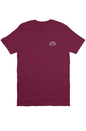 Load image into Gallery viewer, Men's maroon tee