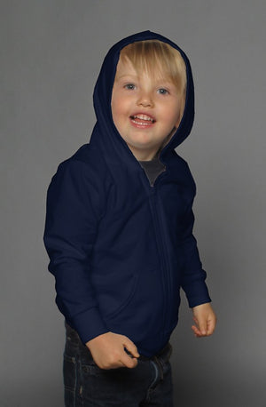 Load image into Gallery viewer, Kids zip up hoodie