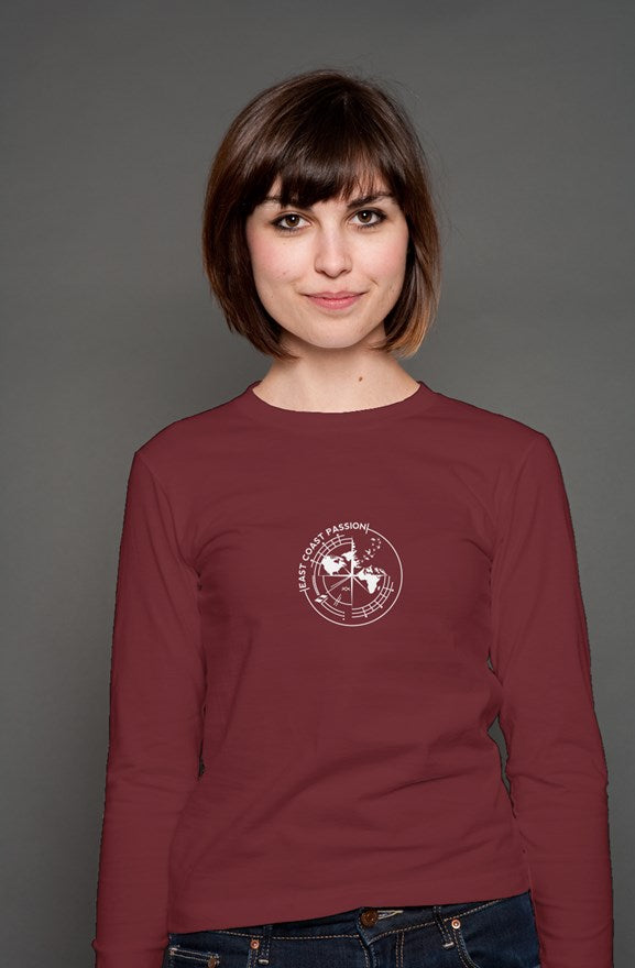 Load image into Gallery viewer, Women's NorthStar long sleeve