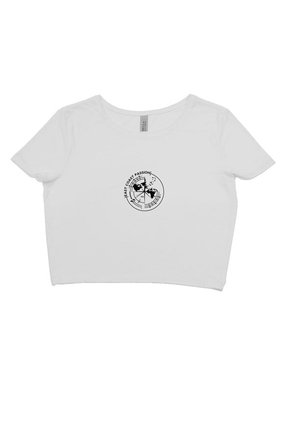 Women's ECP Northstar crop tee