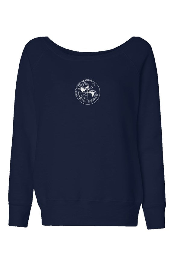 Women's NorthStar wideneck sweater