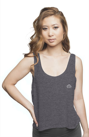 Load image into Gallery viewer, ECP flowy boxy tank top