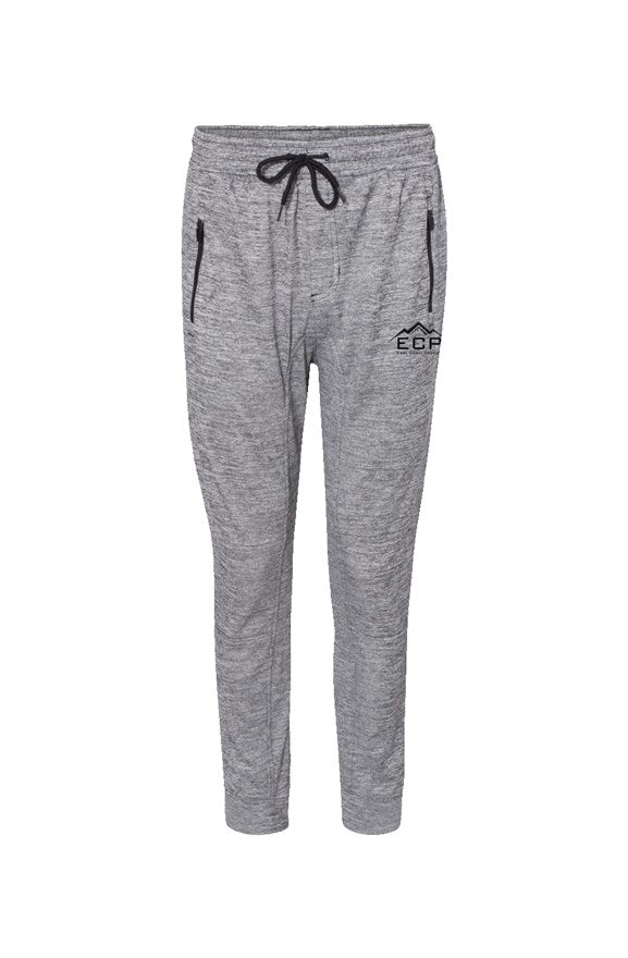 Load image into Gallery viewer, ECP performance joggers Heather Grey