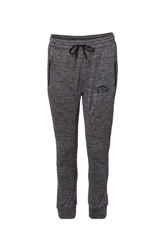 ECP performance joggers Heather Charcoal