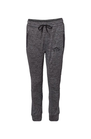 Load image into Gallery viewer, ECP performance joggers Heather Charcoal