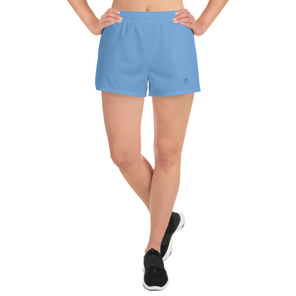 Women's Athletic X Short Shorts