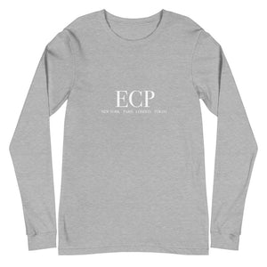 Load image into Gallery viewer, Women's long Sleeve ECP motif shirt