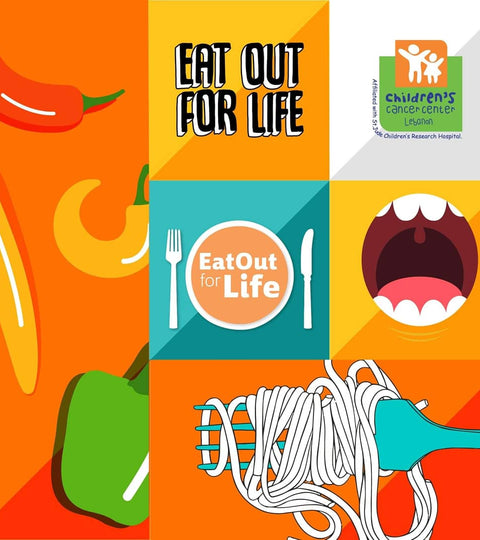 Eat Out For Life Campaign