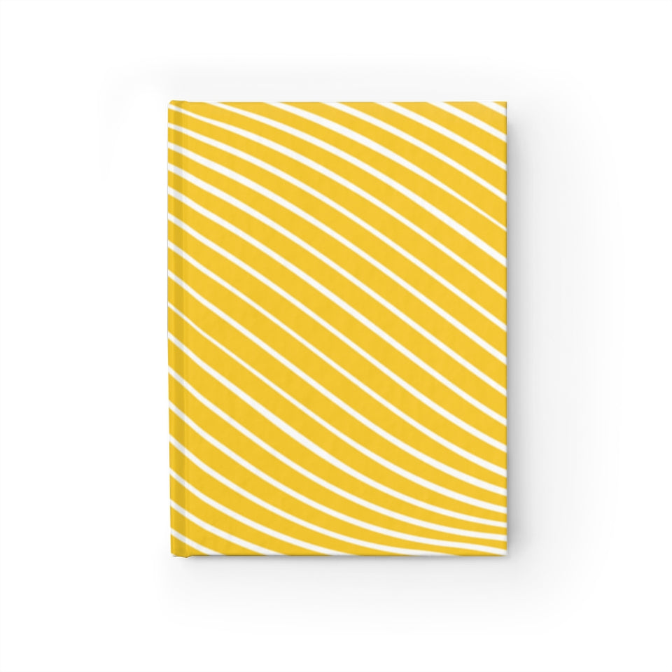 Canary Geometry Journal - Blank