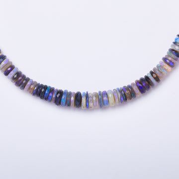 Australian Opal Necklace ( large)