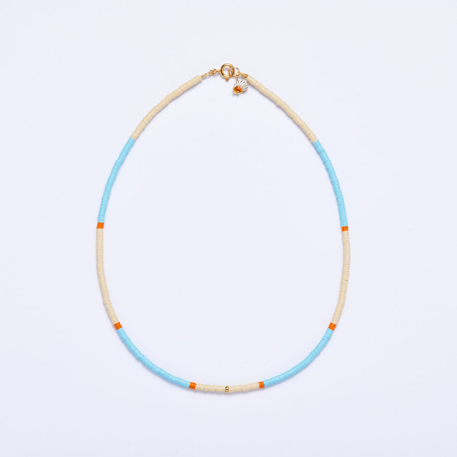 Surfer Necklace, various colors - small