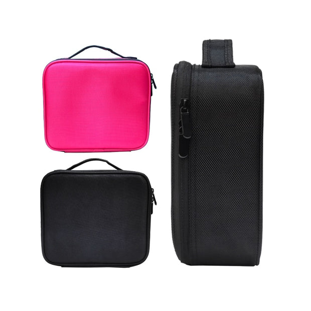 MAKEUP BAG & COSMETIC TRAVEL ORGANIZE