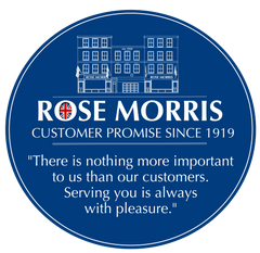 Rose Morris Customer Promise