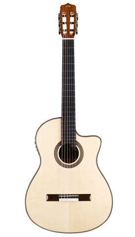 Cordoba 12 Natural Electro Acoustic Guitar, Maple